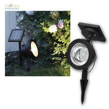 Power LED Solar Strahler variabel 30lm, Solar-Leuchte Gartenstrahler Spot Fluter
