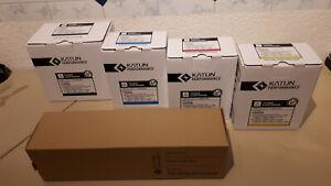 Canon C-EXV 21 Toner Satz für Modelle IRC2380i-3580i alle Farben