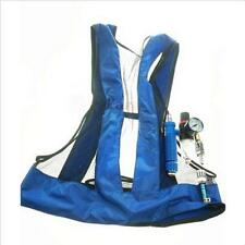 Vortex tube air conditioner waistcoat compressed air cooling vest welding M3