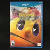 Pac-Man and the Ghostly Adventures (Nintendo Wii U, 2013) BRAND NEW