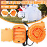 US 6V 4.8W Mini Fan Blower For Mascot Head Inflatable Costume Christmas festival