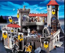 Playmobil -- Pièce de rechange -- Château - fort des chevaliers du lion 4865 --