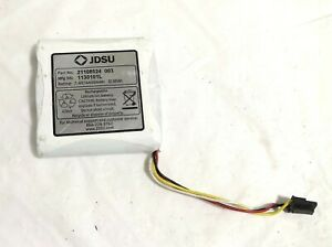 JDSU Battery Replacement, Part Number 21108524 003