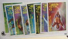 NEVIS Sc #708-15 ** MNH, Olympics set, postage stamps Fine +