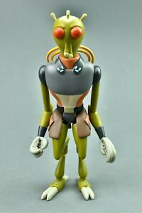 Rick And Morty - Krombopulos Funko Action Figure Fully Posable