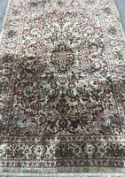 AN ATTRACTIVE CHINESE SILK RUG