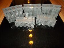 Lego City Chemin de Fer - RC - 40 Rails U. A. pour 60051,60052,60197,60198