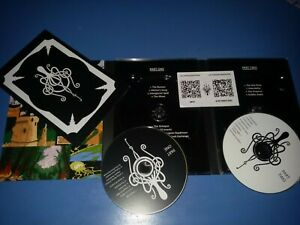 Amplifier: The Octopus (2010) 2xCD Album tool a perfect circle isis mastodon