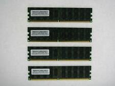 NOT FOR PC/MAC! 16GB (4x4GB) Dell PowerEdge SC1420 Memory RAM ECC REG TESTED