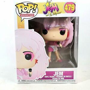 FUNKO POP! JEM AND THE HOLOGRAMS - JEM #479 NEW IN BOX