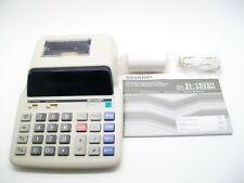 Sharp El-1625H Desktop Printing Calculator