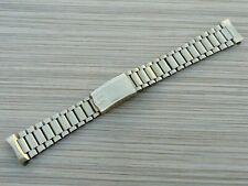 Omega Bracelet 1175 Gold Plated 20 mm - Vintage and Excellent