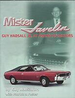 Mister Javelin - a new American Motors book