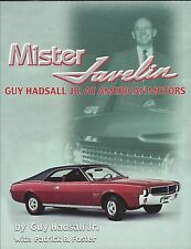 AMC Javelin book NEW