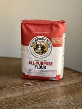King Arthur NON GMO Unbleached All Purpose Flour- 5 LBS Five Pound Fast Shipping