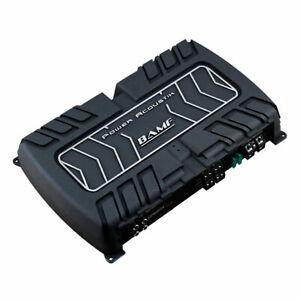 Power Acoustik BAMF5-2500 2500 Watts 5-Channel Class AB Car Audio Amplifier