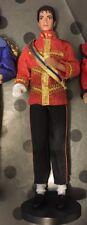 Poupée Michael Jackson 1984 Doll Figure Figurine Grammy Awards Rouge Limited