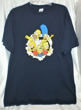 SIMPSONS HOMER AND FAMILY  EXTRA-LARGE XL T-SHIRT  NEW