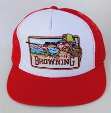 """""""BROWNING"""" Arms Company Firearms Adjustable 6 5/8-7 1/4 Small/Med  Baseball Cap"""