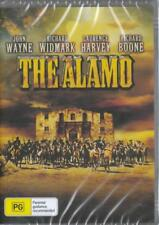 THE ALAMO - JOHN WAYNE - NEW & SEALED REGION 4 DVD