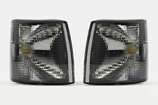 VW Transporter T4 90-03 Smoked Front Indicators Repeaters Pair Set Left Right