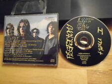 RARE PROMO Piss Factory CD I Melt grunge rock EMMA PEEL Hangmen Leaving Trains