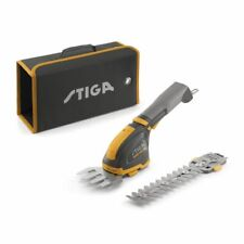 Stiga SGM102AE Multimate Hand Tool - Battery Operated - Complete With two Tools
