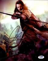 Luke Evans PSA/DNA authentic signed  8x10 photo |CERT Autographed B00006