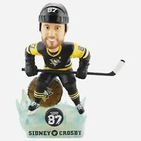 #87 SIDNEY CROSBY PITTSBURGH PENGUINS NHL TUNDRA SERIES BOBBLEHEAD