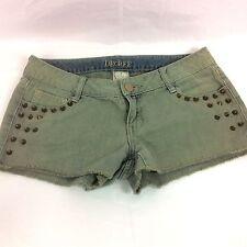 Decree Short Shorts Juniors Size 7 Studs On Pockets Ships Free