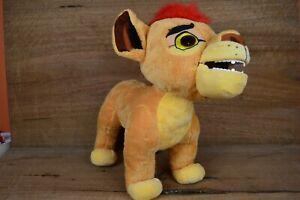 Disney The Lion Guard Kion Talking Plush 35cm Tall Stuffed Toy The Lion King