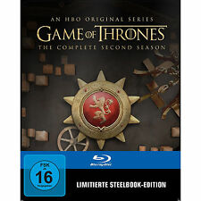 Warner Game Of Thrones 2.staffel (ltd Steel-edition)