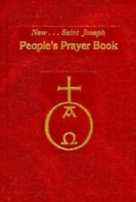 St. Joseph People's Prayer Book by Francis Evans (1975, Imitation Leather)