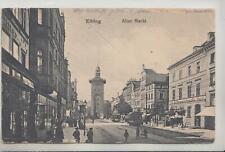 77069- Elbing Elbląg Alter Markt Kreis Danzig Westpreußen 1918