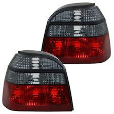 Depo Rückleuchten Heckleuchten VW Golf 3 Limo Bj. 91-97 Rot/Smoke