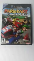 Mario Kart Double Dash Nintendo Gamecube Authentic Tested. Works