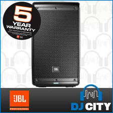 "JBL EON610 1000W 10"" Two-Way Powered PA Speaker - Black"