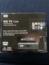Western Digital WD TV Live Plus 1080p HD Media Player – WDBAAN0000NBK-00