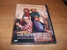 Grumpier Old Men (DVD, 1997) Walter Matthau Sophia Loren Comedy Movie NEW