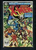 Uncanny X-Men Annual #5 VG 1981 Marvel Comic Book