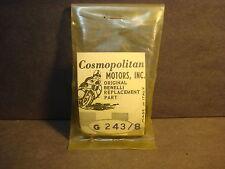 Vtg Benelli GACO Motorcycle Oil Seal Set_NOS_Part # G243 / 8_Dynamo 50cc_Mint