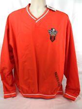 San Francisco Giants XL G-III Sports Orange Pullover Jacket World Series 2010