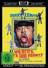 Jerry Lewis WO BITTE GEHTS ZUR FRONT ? Jan Murray BLU-RAY Neu geht's