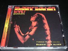 CD.BLACKFEATHER.LIVE SUNBURY.72+7 BONUS LP  BOBBIN THE BLUES. PRE AC/DC.REMASTE