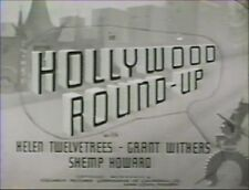 HOLLYWOOD ROUND-UP  1937 (DVD) BUCK JONES