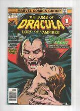 Tomb of Dracula #48   Blade, Hannibal King, 6.0 FN, 1973 Marvel