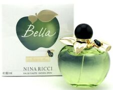 Bella Perfume by Nina Ricci 2.7oz.Eau de Toilette Spray for Women.New Sealed Box