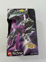 NEW LEGO TECHNIC ELECTRO #8507 NEW IN BOX THROWBOTS shoot discs