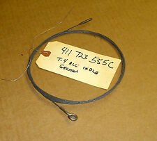 VW Type 4 Accelerator Cable 1972-1974 Gas Cable German NOS OEM 411 723 555C