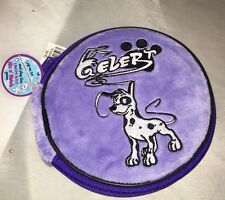 Neopets Gelert Purple Soft Velvety Cd Holder Limited Too Nwt